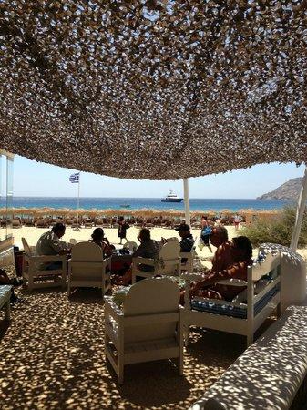Elia Beach Restaurant: SEDUTE BAR