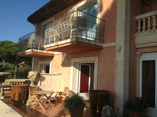 Hotel Martinengo : la villa