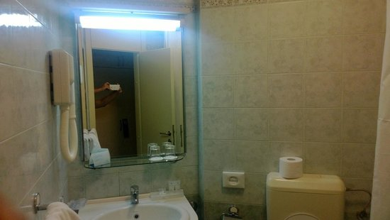 Valamar Rubin Hotel: Bathroom