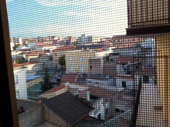 Bed & Breakfast Nughe 'e' Oro: vista dalla finestra di camera