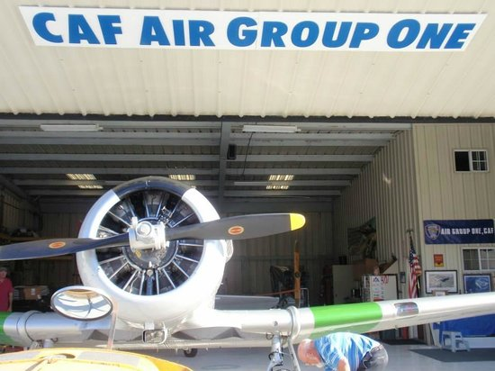 Air Group One - Commemorative Air Force Museum: CAF Hangar and Flying Museum
