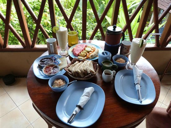 Rumah Cantik: Breakfast!!