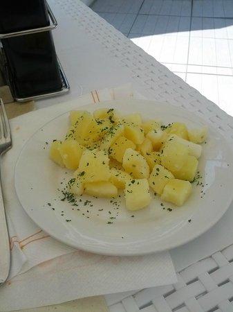Ristorante Ute: patate prezzemolate