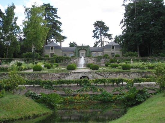 Le Potager des Princes : jardin