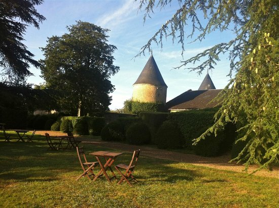 Chateau de Curzay: Surroundings