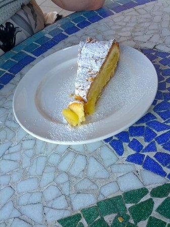 Ristorante Ute: torta della nonna