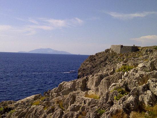 Fortini Coastal Walk: Il fortino di Orrico