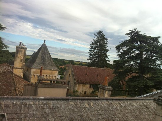 Château de Curzay : Our view