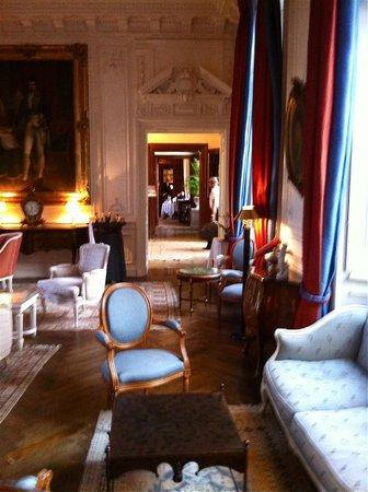 Château de Curzay : Lobby