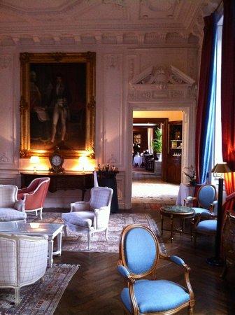 Château de Curzay : Interior