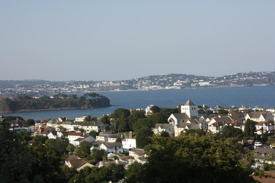 Beverley Holidays: Park view of Torbay