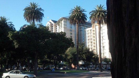Hilton San Jose : Downtown San Jose Park