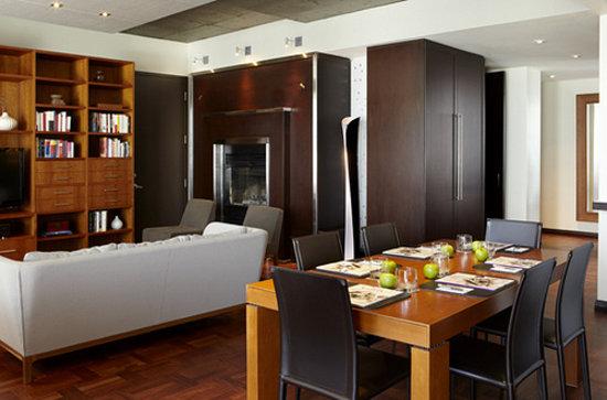 Hotel Le Germain Montreal: Suite Apartement