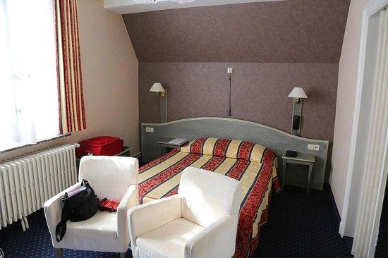 Anselmus Hotel: camera 9