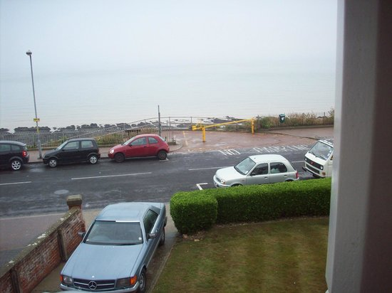 East Horndon: Another balcony view!!