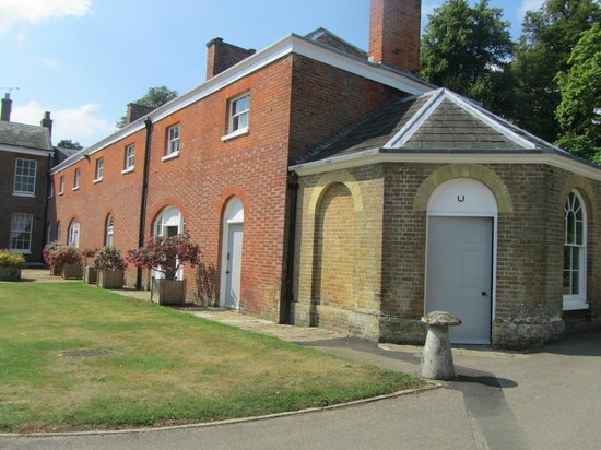 Belmont House and Gardens: Estate offices