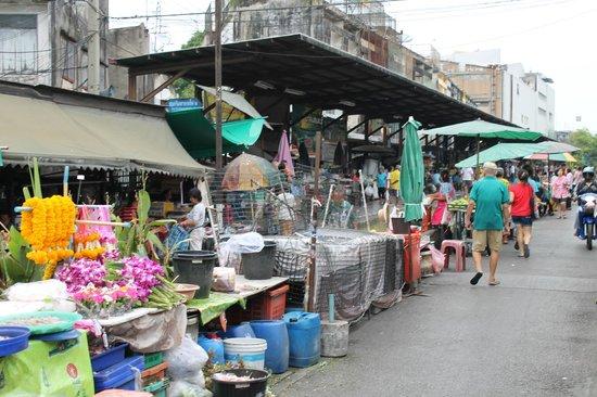 Bangkok Loft Inn: de wijk