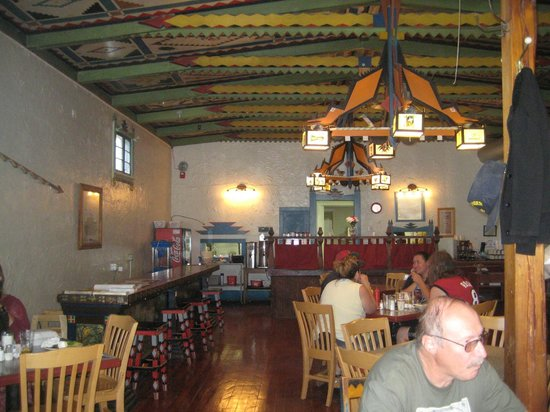 Shaffer Hotel And Diner Dining Room