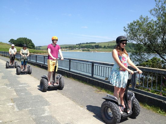 Siblyback Segway Adventure
