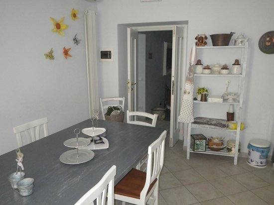 Chocolat Inn: Cucina 3