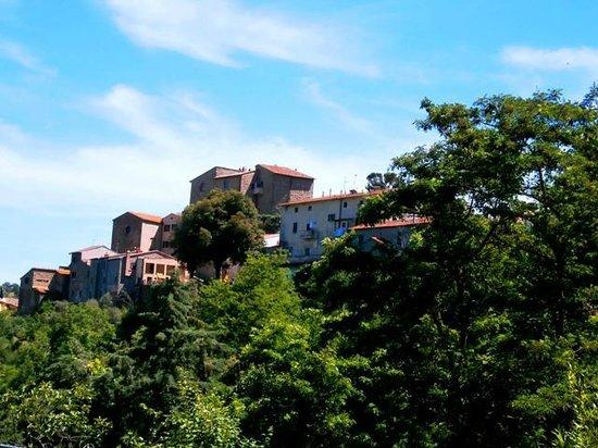 Borgo Medievale di Montorgiali