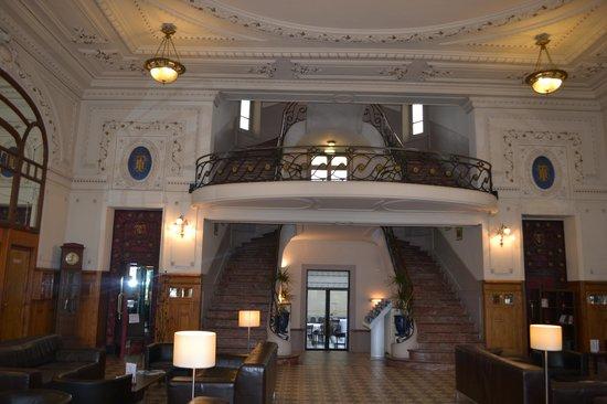 Hotel Soleil Terminus: entrée