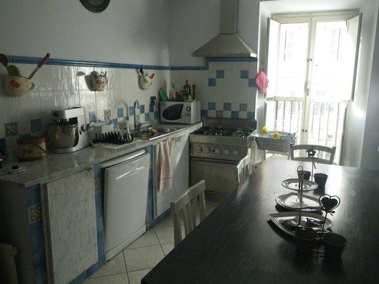 Chocolat Inn: Cucina 4
