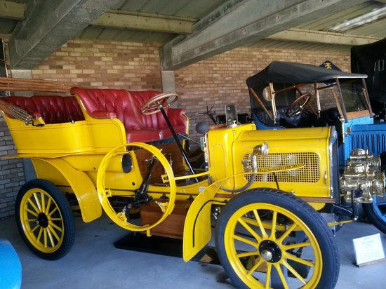 Caister Castle Motor Museum: Beautiful.