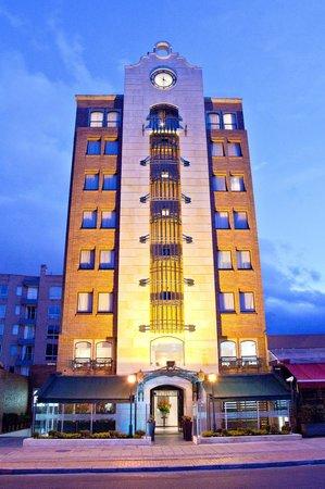 Exe Santafe Boutique Hotel Fachada