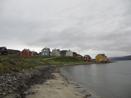 Kongsfjord Gjestehus: august 2013