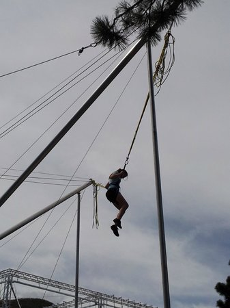 Heritage Square Family Entertainment Village: Silver Spring Bungee