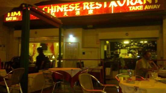 Tim Tim restaurante chines