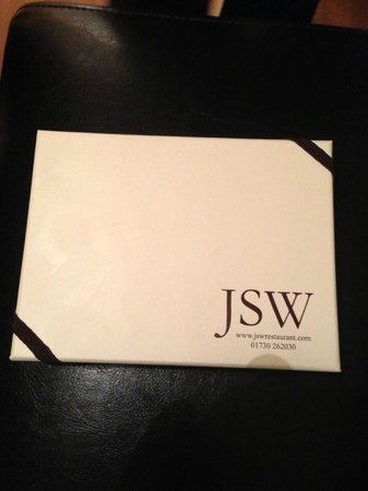 JSW : After Dinner Chocolates