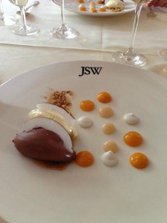 JSW : Best Ever Ganache!