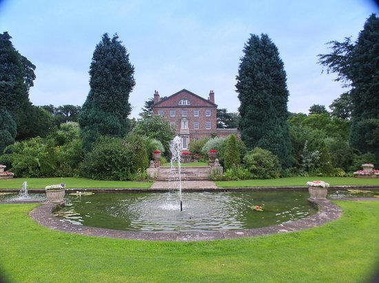 Sutton Park - house and gardens