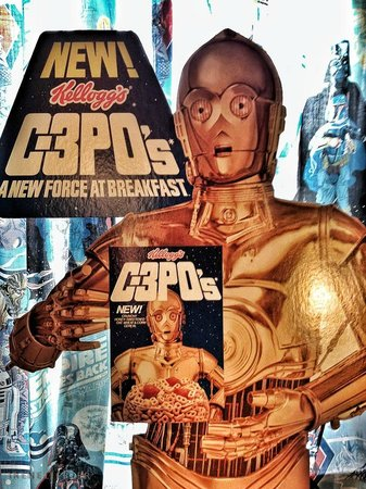 Fawcett's Antique Toy and Art Museum: A galaxy worth of Star Wars stuff