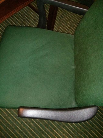 Hampton Inn Georgetown - Marina: Desk chair