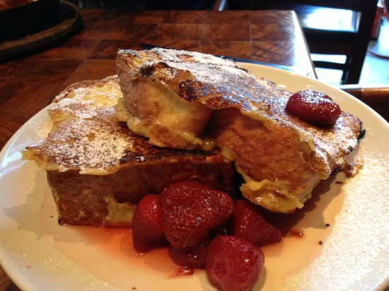 Andaz 5th Avenue: French Toast