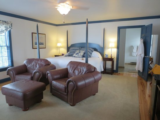 The Inn at Osprey Point: The Foreward room