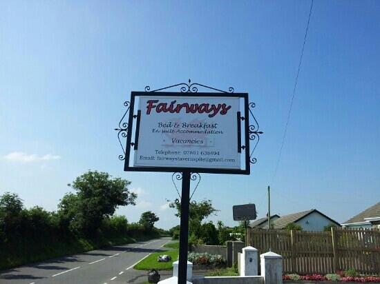 Fairways Bed & Breakfast: Fairways Bed and Breakfast