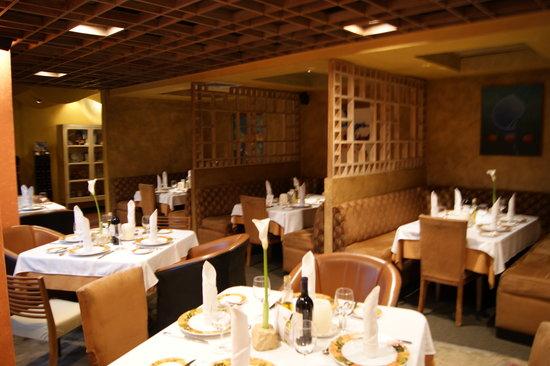 Boutique Hotel Jade: Salón