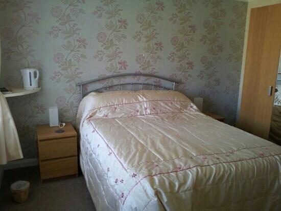 Fairways Bed & Breakfast: Double Room