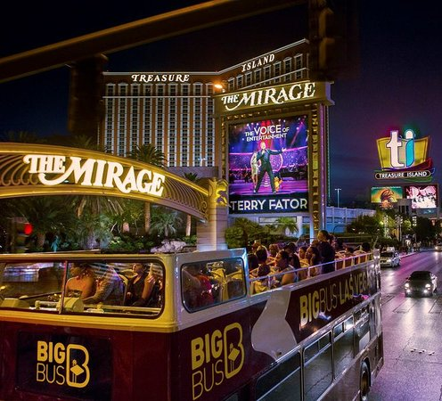 Big Bus Tours Las Vegas
