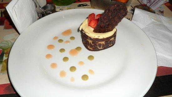 Boom & Brass: Gâteau chocolat blanc