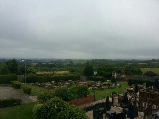 Premier Inn Tring Hotel: View from my room