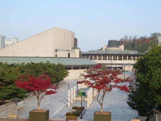 Seoul Arts Center: 芸術の殿堂