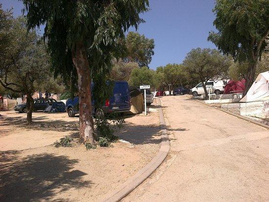 Camping Cadaques : littel sharing