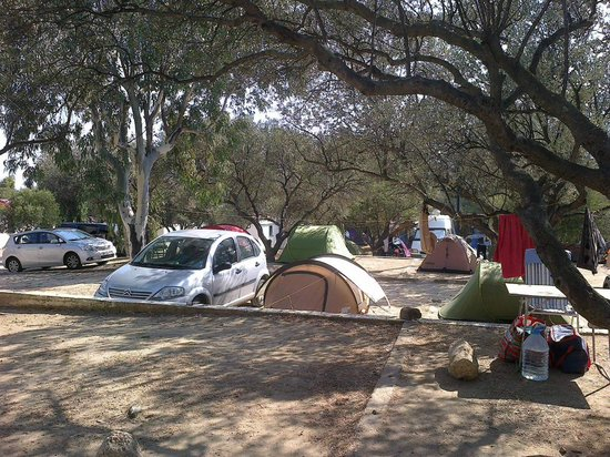 Camping Cadaques : natural state