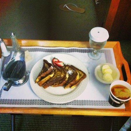 Doubletree Hotel Tallahassee: Breakfast