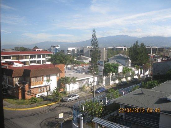 Apartotel Tairona: Vista desde la Habitacion